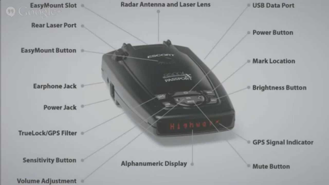 Escort Passport 9500Ix >> Escort Passport 9500ix Review | Escort Passport 9500ix Radar/Laser Detector - YouTube