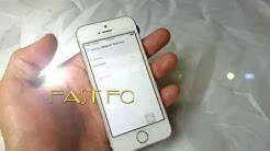 """iPhone 5/5c/5s: How to Fix """"No Service"""" or """"Searching"""" Issue"""