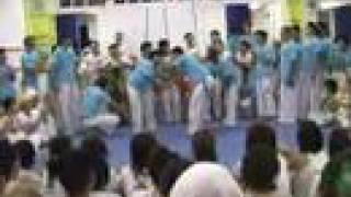 Roda Pegando no Batizado do Grupo de Capoeira Brasil in Osaka Japan 09/10/2005