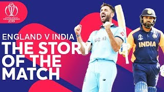 The Story of England v India | India Lose For First Time! | ICC Cricket World Cup 2019