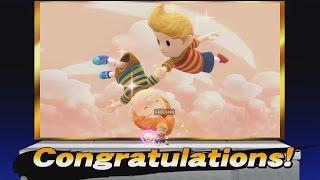 Super Smash Bros. for Wii U: Classic Mode Intensity 9.0 (Lucas)