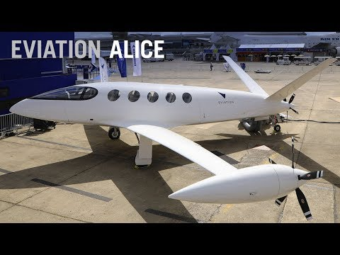 Eviation's All-Electric Alice Regional Airliner Secures a Major Launch Order – AINtv