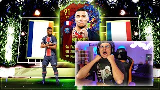 OMG MBAPPE RECORDBREAKER & ICON (Icon Pack) IM BLACK FRIDAY PACK!!! FIFA 21 ULTIMATE TEAM