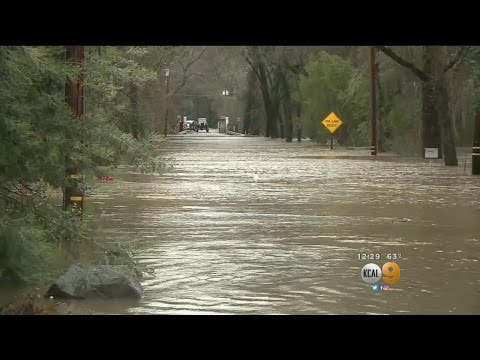 Northern California Devastated By Historic Storm