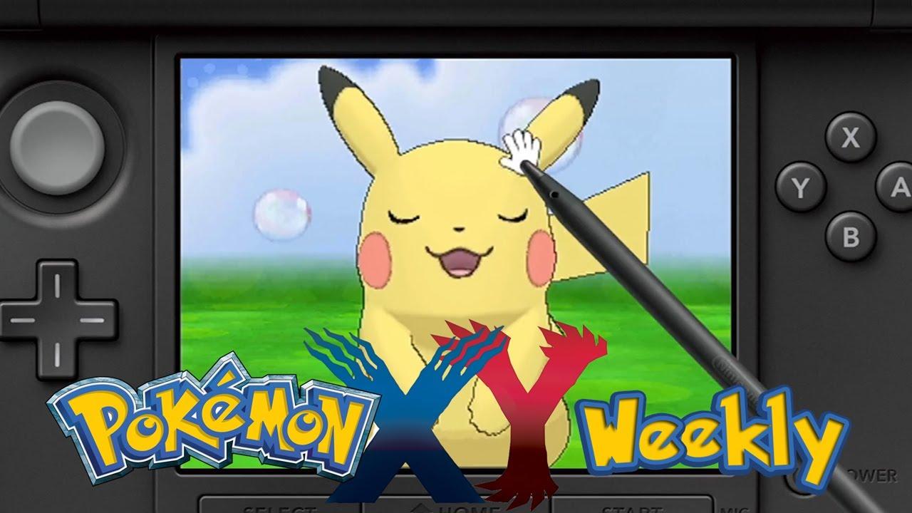 Comment Avoir Deoxys Pokemon X