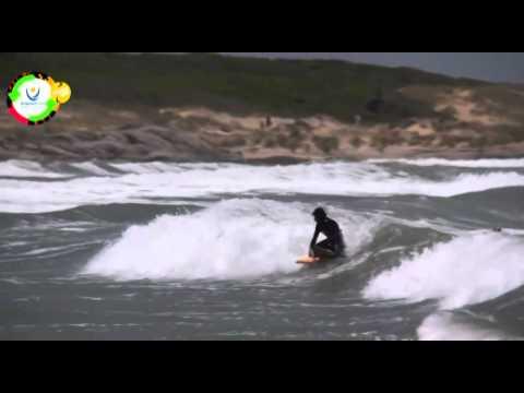 Surfing en Punta del Diablo