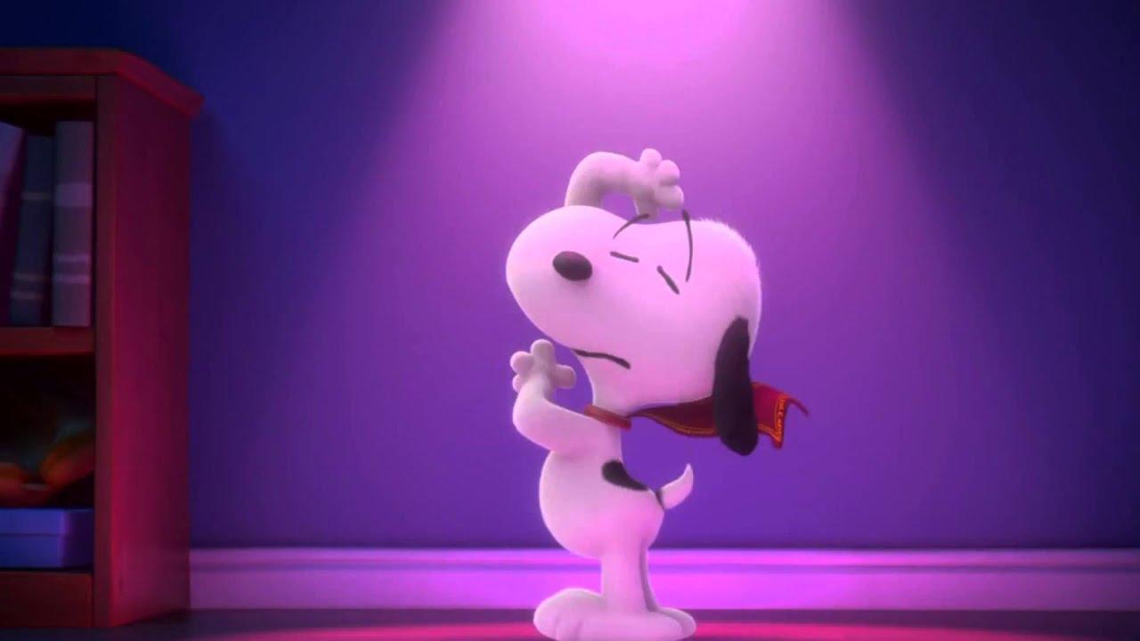 The Peanuts Movie Happy Birthday Song Nursery Rhymes Kids