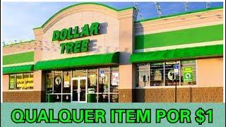 VLOG #13 ORLANDO: TOUR E DICAS PELA DOLLAR TREE (TUDO POR $1)