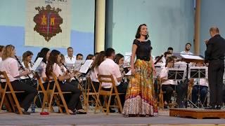 Carmen Paula Romero & Unión Musical de Agost