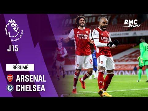 Résumé : Arsenal 3-1 Chelsea - Premier League (J15)