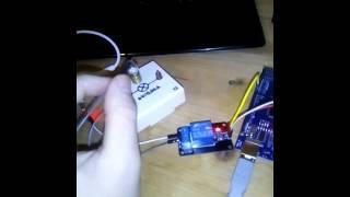 Žárovička (6V) s USB převodníkem - Nejde