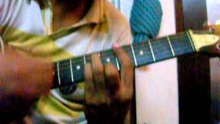 Aadat Atif Aslam Guitar Lesson 3 Versions by NJNE