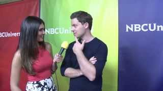 Greg Poehler from Welcome to Sweden @ NBC Red Carpet | AfterBuzz TV Interview