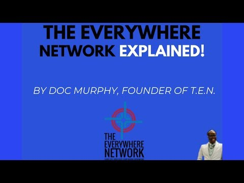 The Everywhere Network Explained