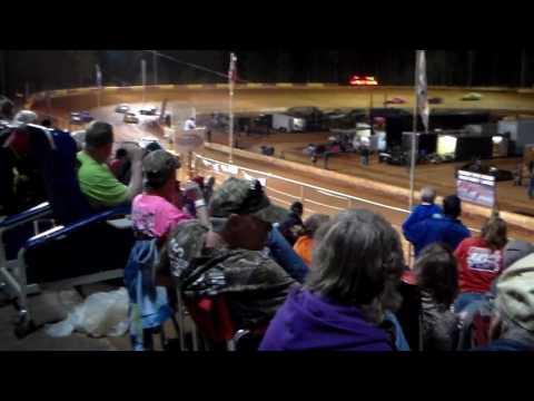 Friendship Motor Speedway (EXTREME STOCK 4's) 3-25-17