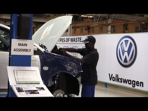 Volkswagen launches Kenya plant in Africa expansion