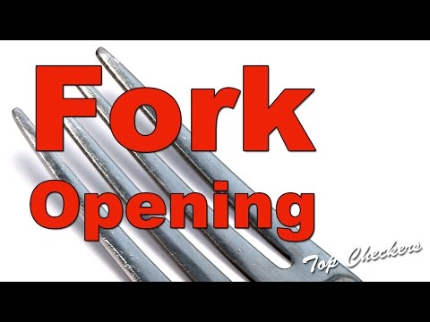Checkers - Fork Opening