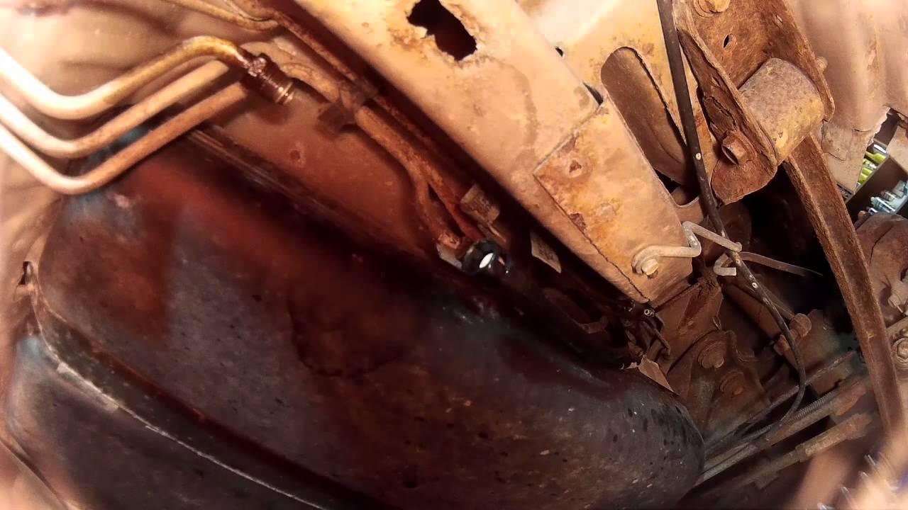2000 buick regal fuel filter [ 1280 x 720 Pixel ]