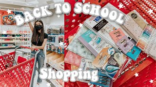 back to school supply shopping 2020 + giveaway ( closed )
