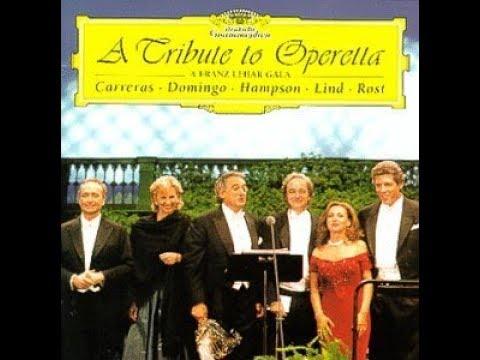A Tribute To Operetta (Carreras - Domingo - Hampson - Lind - Rost)
