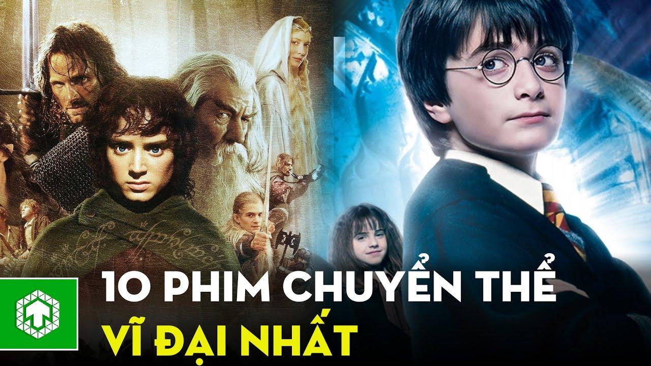 TOP 10 Phim CHUYỂN THỂ Hay Nhất Mọi Thời Đại | Ten Movies