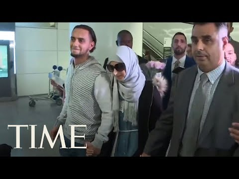 Yemeni Mother Granted Travel Ban Waiver To Enter The U.S. And See Her Dying 2-Year-Old Son | TIME