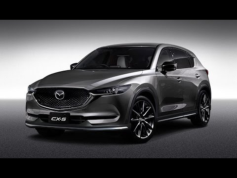 New 2017 Mazda Cx 5 Youtube