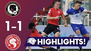2021 AIA Singapore Premier League: Tanjong Pagar United vs Young Lions