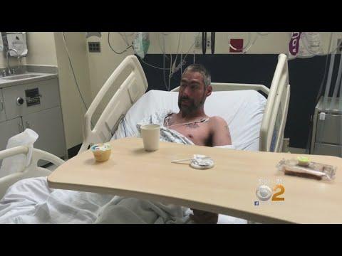 Homeless Man Goes On Stabbing Spree