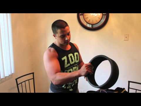 Weight Lifting Equipment - Nick Wright  - W0EOLmo4o2w -