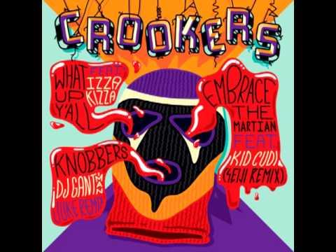 Crookers - Embrace The Martian (feat. Kid Cudi) (Seiji Acid Remix)