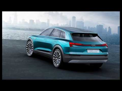 [New 2018] The Audi E Tron SUV, Overview, and Release date Concept New