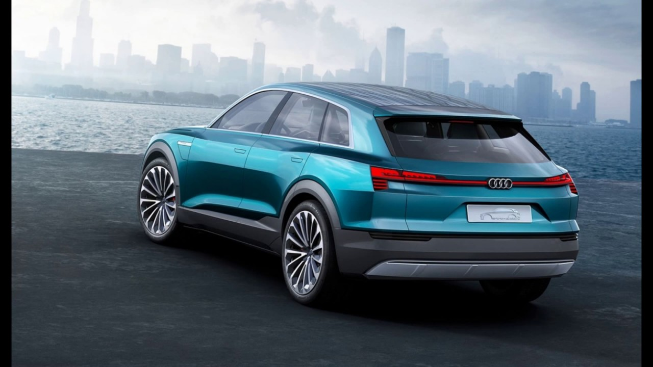 New 2018 The Audi E Tron SUV Overview and Release date Concept