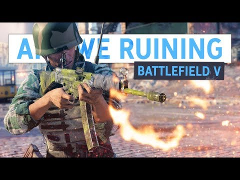 ARE WE RUINING BATTLEFIELD 5?   Content Creators & *Unnecessary* Negative News! thumbnail
