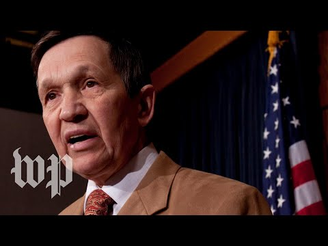 Dennis Kucinich's notable political moments