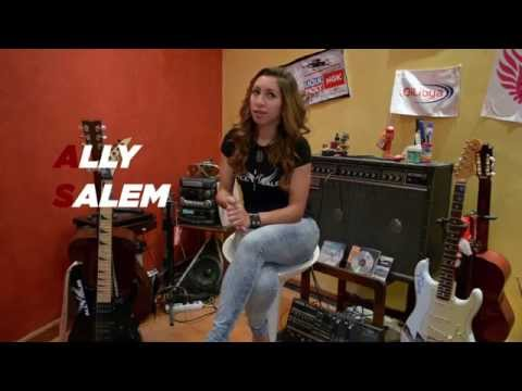 Interview with Ally Salem - P. 1