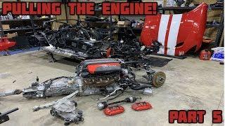 Rebuilding a Wrecked 2017 Dodge Viper GT Part 5