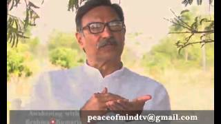 Brahma Kumaris-Forgivness is the only way to get free-Suresh Oberoi with BK Shivani Ep38