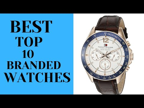 Top 10 Best BRANDED Watches In India UNDER Rs 1000 | BEST MEN'S WATCHES 2020