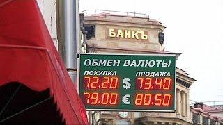 Jahrestiefstand: Der Rubel sackt weiter ab