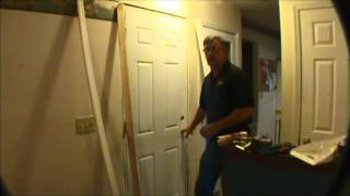 Installing Fire Rated Door