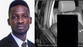 Dereva wa msanii na mbunge Bobi Wine amepigwa risasi