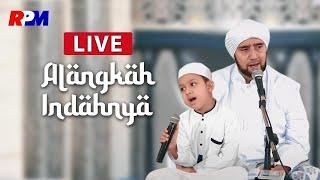 Download Alangkah Indahnya (Live at Bustanul Asyiqin)-Habib Syech Bin Abdul Qadir Assegaf Ft. Muhammad Hadi