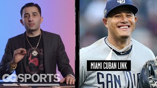 Jewelry Expert Critiques Baseball Players' Chains | Game Points | GQ Sports