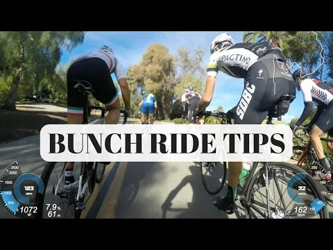 Fastest Group Ride in San Diego  Tips  Power Overlay