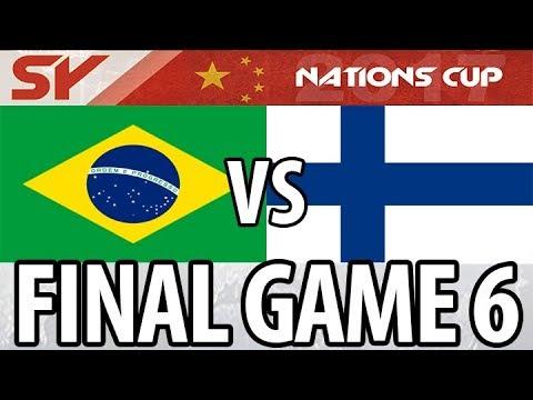 NC 2017 Grand Final   Brazil B vs Finland A   G6