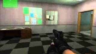 Counter Strike Source Map: LSPD (GTA) shady creek