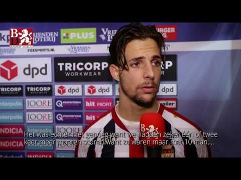 Fran Sol reageert op de verloren wedstrijd tegen Heracles Almelo