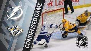 01/23/18 Condensed Game: Lightning @ Predators thumbnail