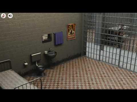 Escape Prison(прохождение)1 part,1 уровень